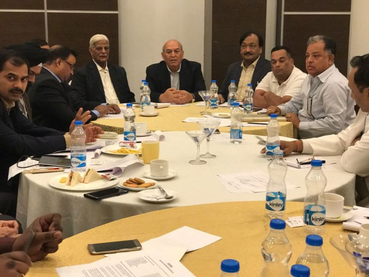 Kanpur Battery Association Organized FEDERATION MEETING in Gracious Manner