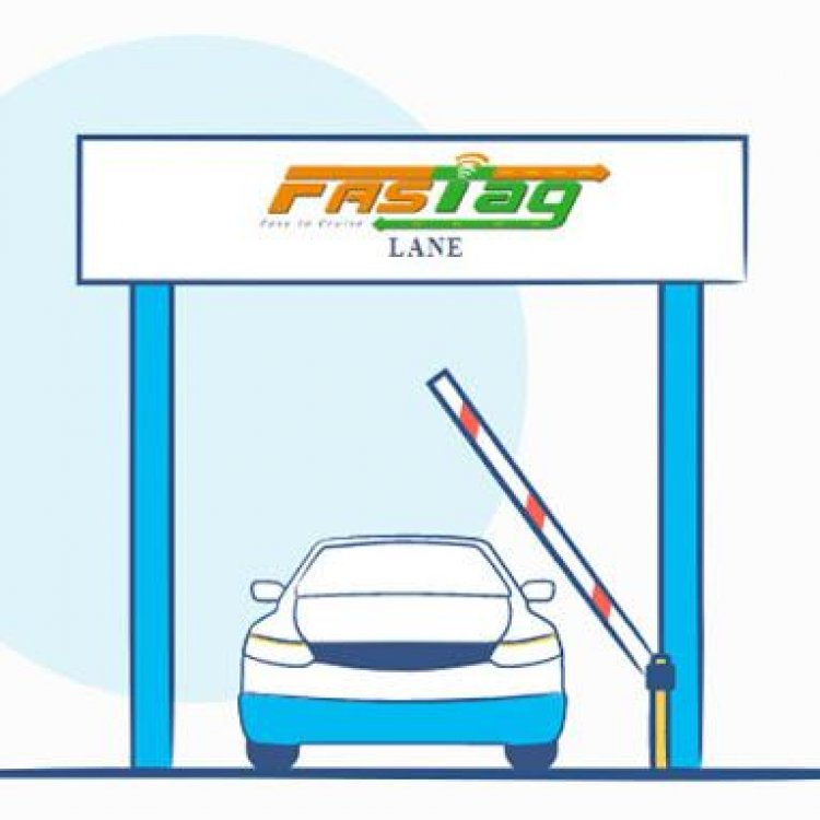 Commercial vehicles get real-time data tracking- FasTag, RFID combined for E-way Bill.