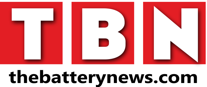 The Battery News Logo